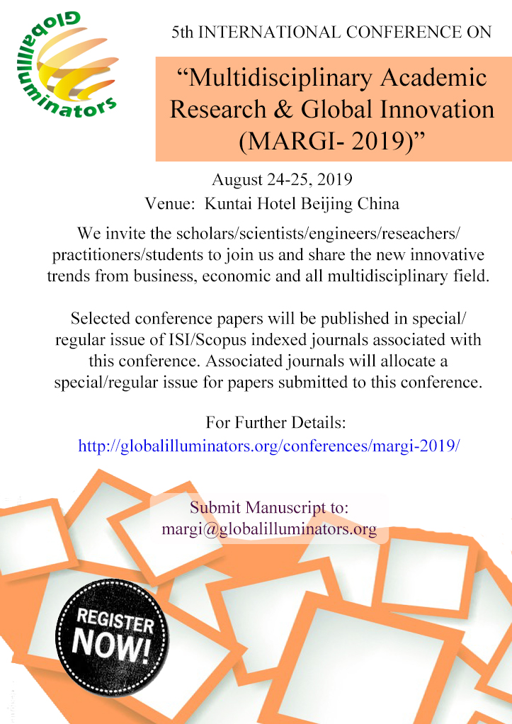 Call For Paper 2019 Scopus